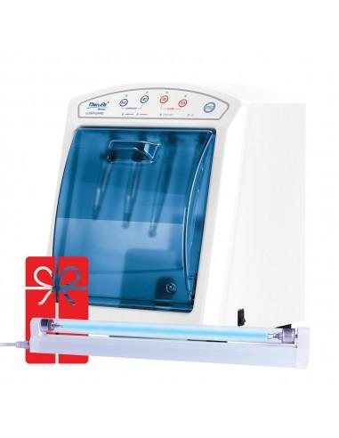 Čistící a mazací přístroj Lubricare + Germicidní zářič zdarma